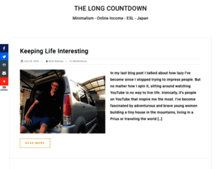 longcountdown.com screenshot