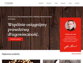 longevitas.pl screenshot