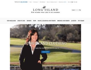 longisland.co.nz screenshot