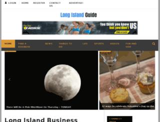 longislandguide.com screenshot