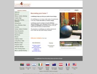look4design.com screenshot