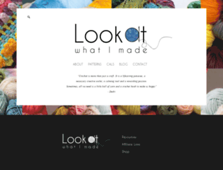lookatwhatimade.net screenshot
