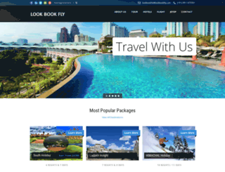 lookbookfly.com screenshot