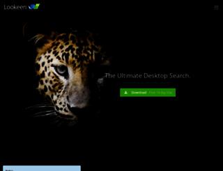 lookeen.net screenshot