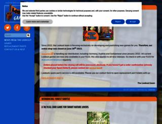 lookout-spiele.de screenshot