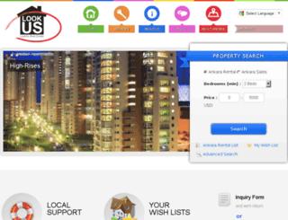 lookusre.com screenshot