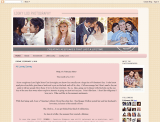 lookyloophotography.blogspot.com screenshot