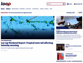 loopnewsbarbados.com screenshot