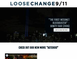loosechange911.com screenshot