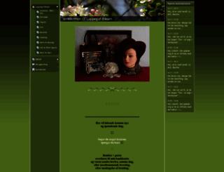 loppeguf-biksen.dk screenshot