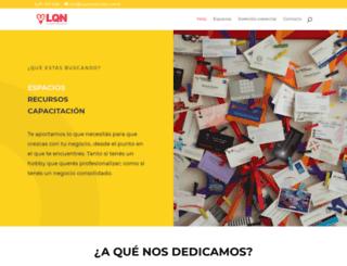loquenecesitaba.com.ar screenshot