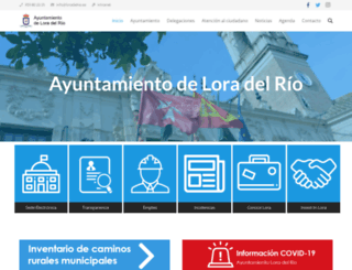 loradelrio.es screenshot