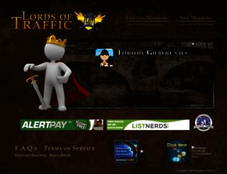 lords-of-traffic.com screenshot