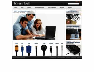 lorenzbell.com screenshot