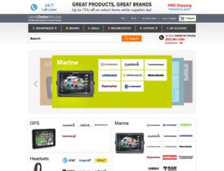 lorex.factoryoutletstore.com screenshot