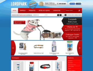 loropark.pt screenshot