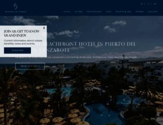 los-jameos-playa.co.uk screenshot