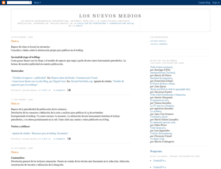 los-nuevos-medios.blogspot.nl screenshot