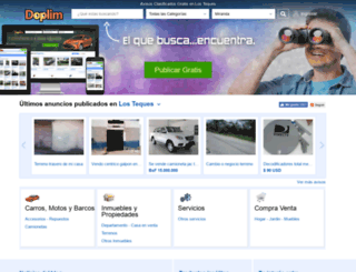 los-teques.doplim.com.ve screenshot