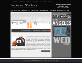 losangeleswebstudio.com screenshot