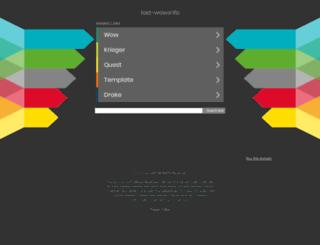 lost-wow.info screenshot