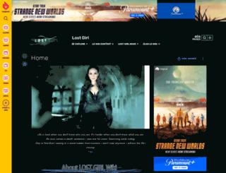 lostgirl.wikia.com screenshot
