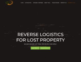 lostreturns.com screenshot
