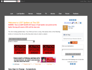 lostspoilers-odi.blogspot.com screenshot