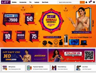 lotmobiles.com screenshot