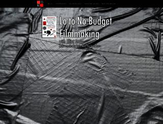 lotonobudgetfilmmaking.com screenshot