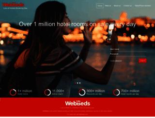 lotsofhotels.com screenshot