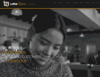 lottadigital.com screenshot