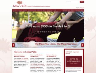 lotuspalm.com screenshot