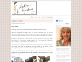 louceecreations.com screenshot