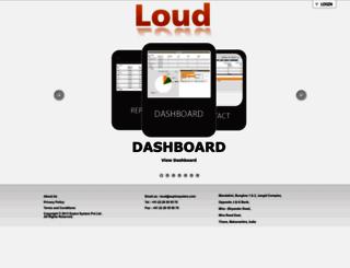 loud.espiresystem.com screenshot