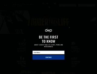 louderthanlifefestival.com screenshot
