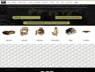 louet.com screenshot
