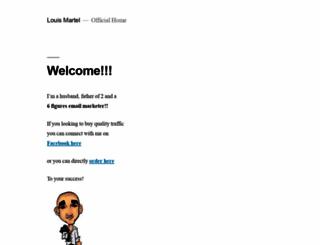 louismartel.com screenshot