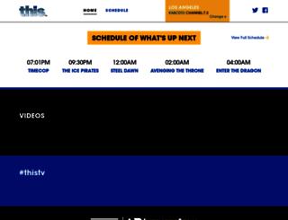 louisville.thistv.com screenshot