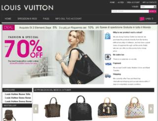 louisvuittonsborse-it.com screenshot