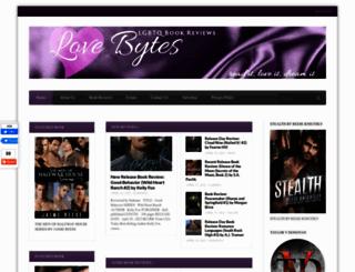 lovebytesreviews.com screenshot