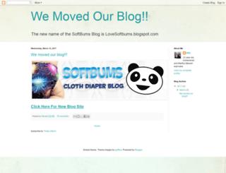 loveclothdiapers.blogspot.com screenshot