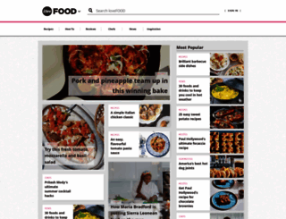 lovefood.com screenshot