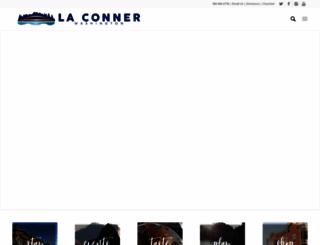 lovelaconner.com screenshot