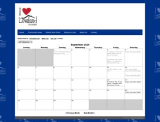 lovelandlocal.org screenshot