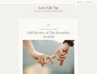 lovelifetip.com screenshot