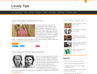 lovelytips.com screenshot
