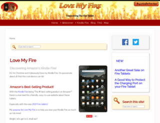 lovemyfire.com screenshot