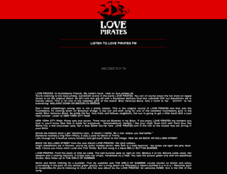 lovepirates.com screenshot