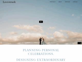 lovestrucksocialevents.com screenshot